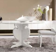 Круглый стол Agadir фабрика Besana