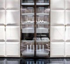 Итальянские шкафы гардеробные - Гардероб Domino фабрика Besana