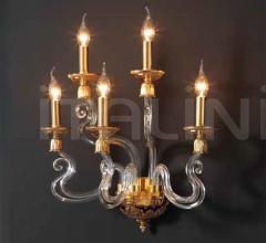 Настенный светильник Barocco A5 фабрика Euroluce Lampadari
