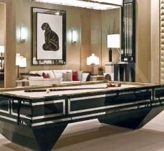Итальянские бильярдные, игровые столы - Бильярд 3340 фабрика Tura