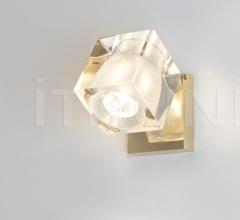Настенный светильник D28 Cubetto G89/G90 фабрика Fabbian
