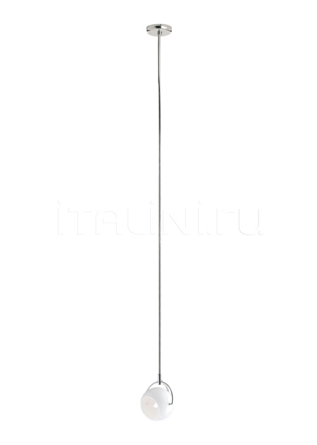 Подвесной светильник D57 Beluga White Fabbian