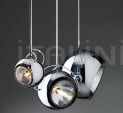 Подвесной светильник D57 Beluga Steel фабрика Fabbian