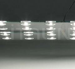 Подвесной светильник F03 Pulse фабрика Fabbian