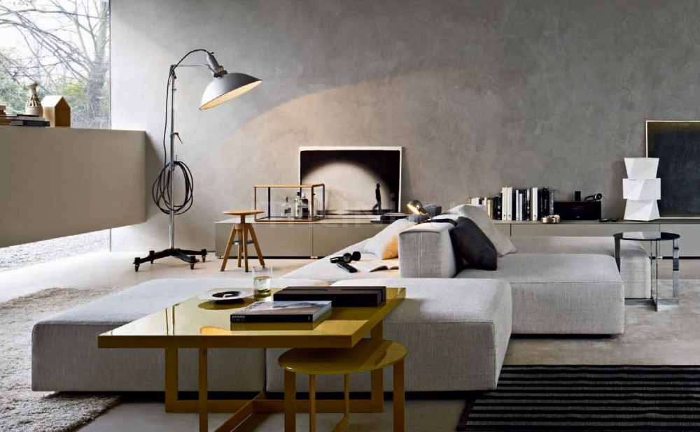 Модульный диван FREESTYLE Molteni & C