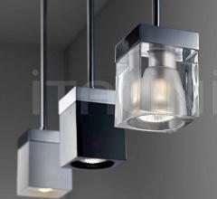 Подвесной светильник D28 Cubetto A01 фабрика Fabbian