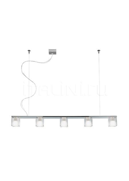 Подвесной светильник D28 Cubetto A05-A06 Fabbian