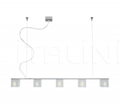 Подвесной светильник D28 Cubetto A05-A06 фабрика Fabbian