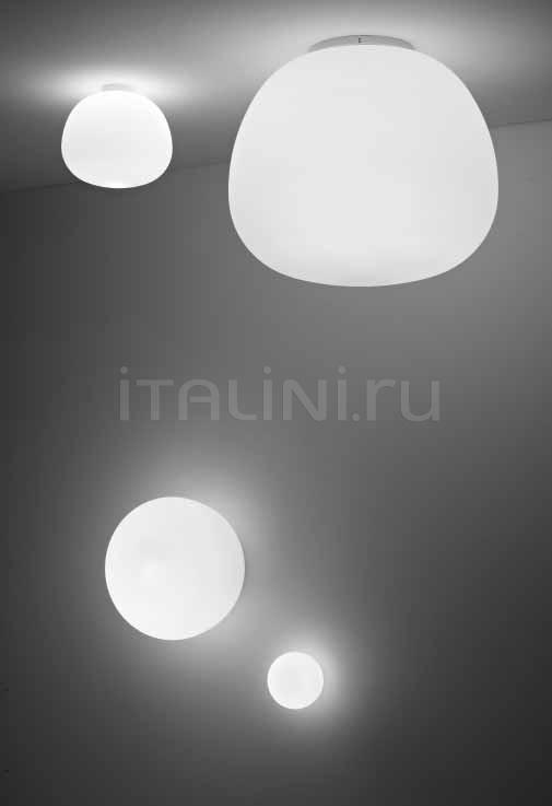 Настенный светильник F07 Lumi - Mochi Fabbian