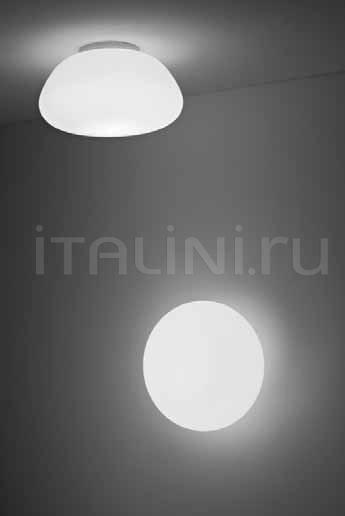 Настенный светильник F07 Lumi - Poga Fabbian