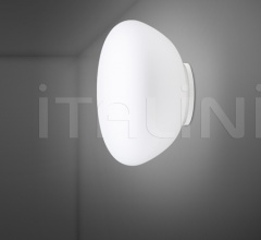 Настенный светильник F07 Lumi - Poga фабрика Fabbian