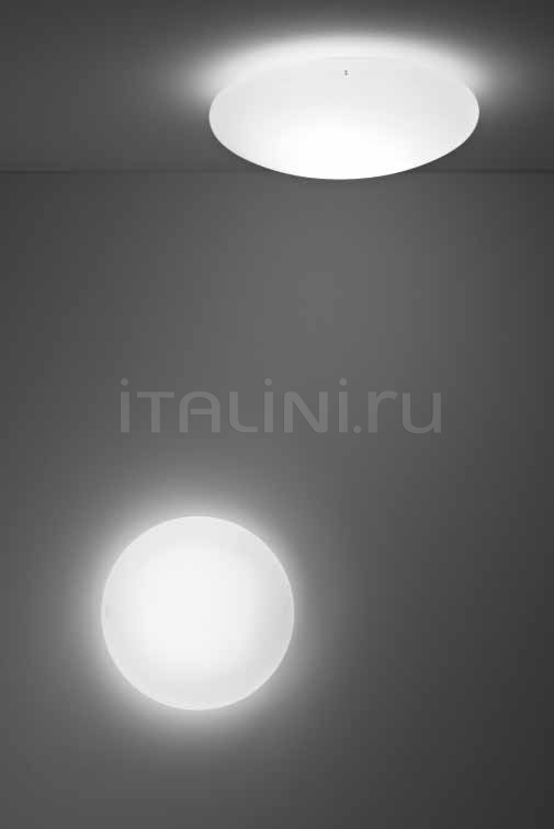 Настенный светильник F07 Lumi - White Fabbian