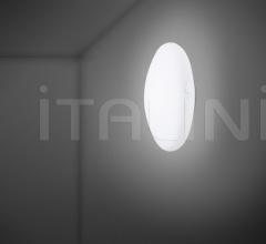 Настенный светильник F07 Lumi - White фабрика Fabbian