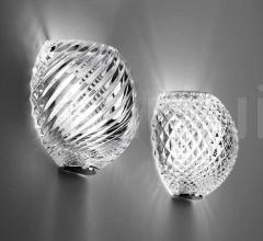 Настенный светильник D82 Diamond-Swirl D98/D99 фабрика Fabbian