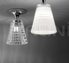 Потолочный светильник D87 Flow фабрика Fabbian