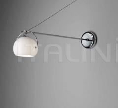 Настенный светильник D57 Beluga White D07 фабрика Fabbian