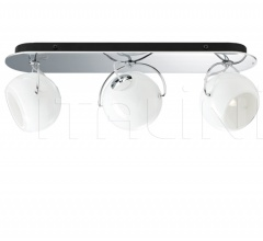 Потолочный светильник D57 Beluga White G29/G31  фабрика Fabbian