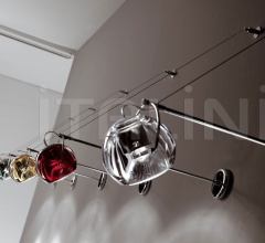 Настенный светильник D57 Beluga Colour D03 фабрика Fabbian