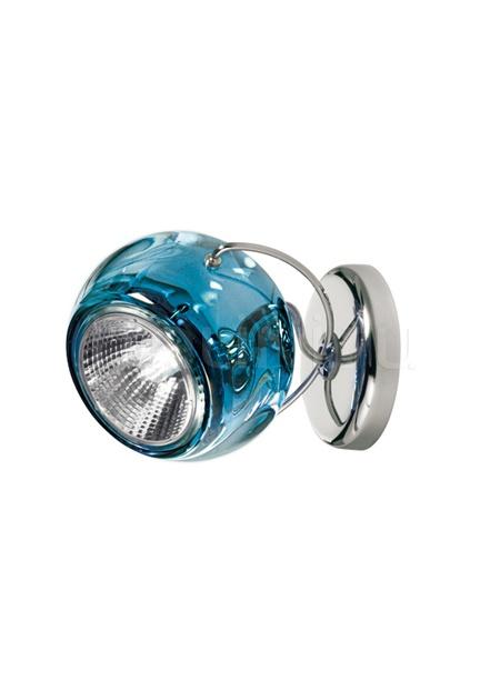 Настенный светильник D57 Beluga Colour G13 Fabbian