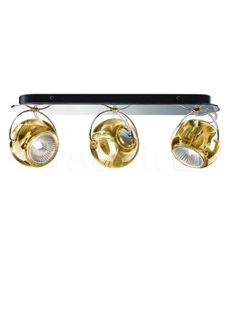 Настенный светильник D57 Beluga Colour G25 Fabbian