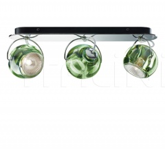 Настенный светильник D57 Beluga Colour G25 фабрика Fabbian