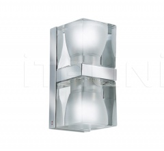 Настенный светильник D28 Cubetto D01/D02 фабрика Fabbian