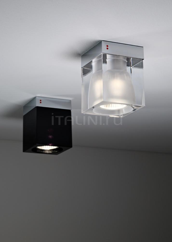 Потолочный светильник D28 Cubetto E01 Fabbian
