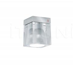 Потолочный светильник D28 Cubetto E01 фабрика Fabbian