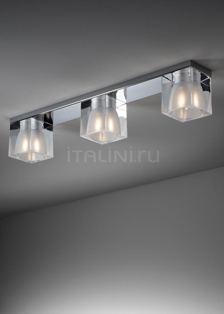 Потолочный светильник D28 Cubetto E03/ E04 Fabbian