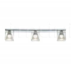 Потолочный светильник Cubetto D28 3 Spots фабрика Fabbian