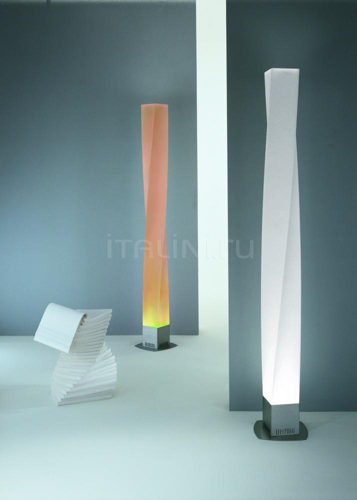 Напольный светильник D49 Twirl Fabbian