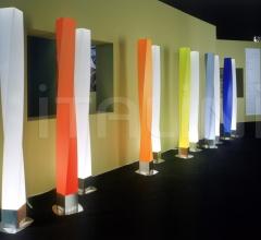Напольный светильник D49 Twirl фабрика Fabbian