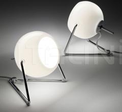 Настольный светильник D57 Beluga White фабрика Fabbian
