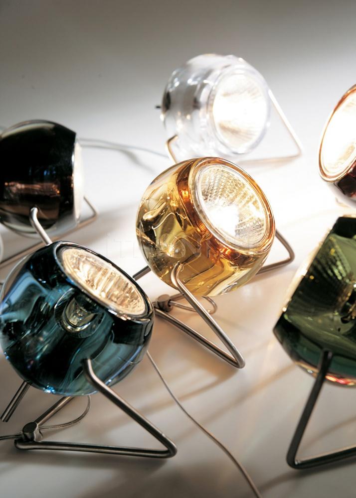 Настольный светильник D57 Beluga Colour Fabbian