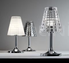 Настольный светильник D87 Flow B01  фабрика Fabbian