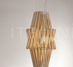 Подвесной светильник F23 Stick фабрика Fabbian