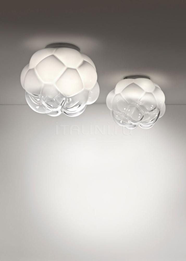 Потолочный светильник F21 Cloudy E01/E02 Fabbian