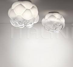 Потолочный светильник F21 Cloudy E01/E02 фабрика Fabbian