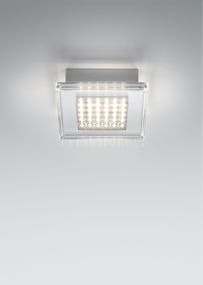 Настенный светильник F18 Quadriled Fabbian