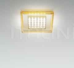 Настенный светильник F18 Quadriled фабрика Fabbian