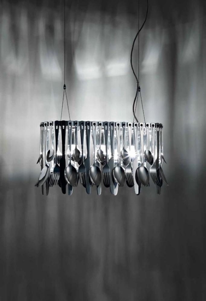Подвесной светильник D76 Hungry Fabbian