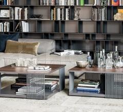 Журнальный столик Lothar фабрика Cattelan Italia