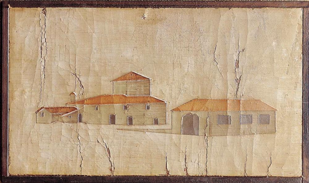 Декоративная панель ART. ST.73/74/75 Patrizia Garganti (Baga)