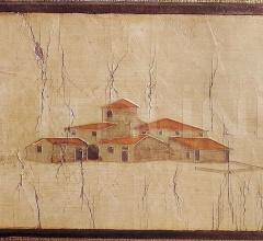 Декоративная панель ART. ST.73/74/75 фабрика Patrizia Garganti (Baga)