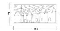 Декоративная панель ART. ST.66 Patrizia Garganti (Baga)