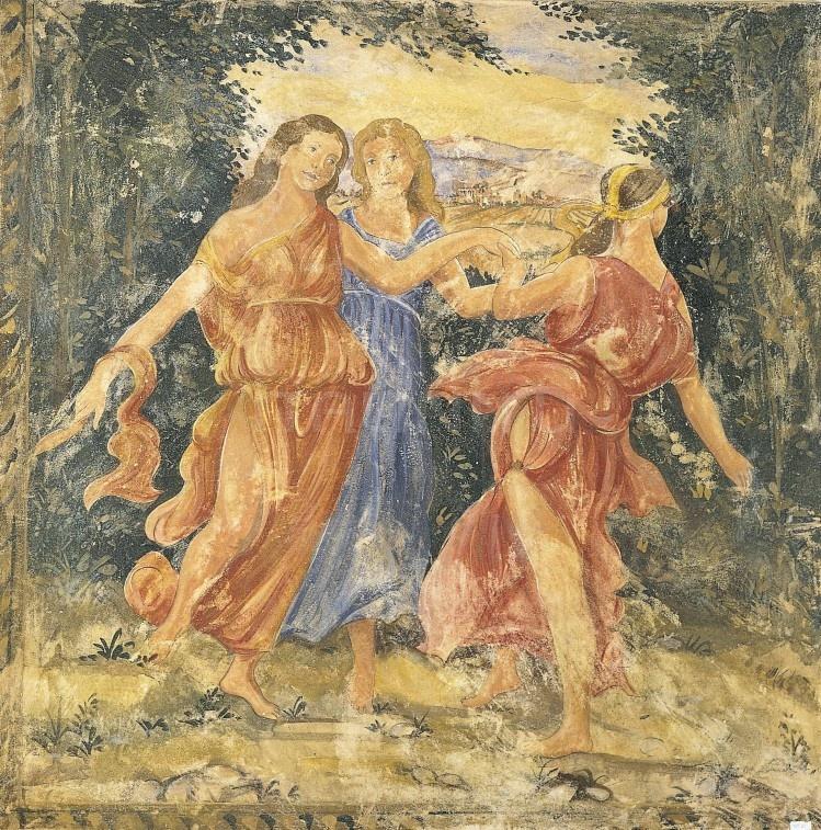 Фреска ART. ST.21 Patrizia Garganti (Baga)