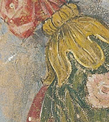 Фреска ART. ST.30 Patrizia Garganti (Baga)