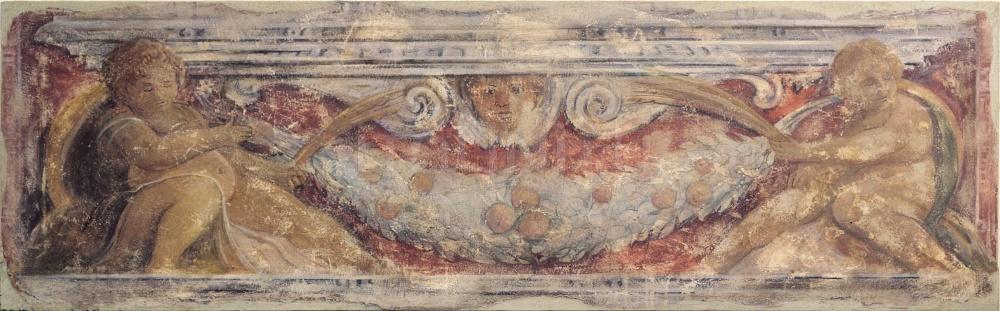 Фреска ART. ST.4 Patrizia Garganti (Baga)