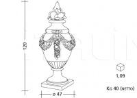 Ваза ART. CM.292 Patrizia Garganti (Baga)