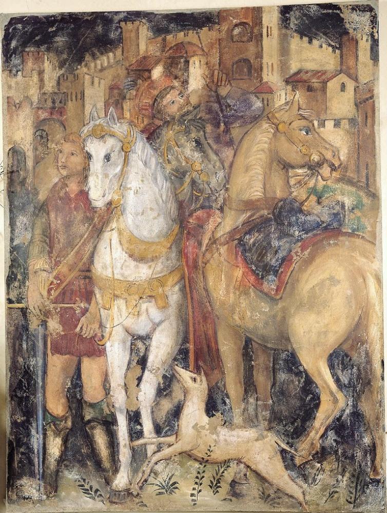 Фреска ART. ST.1 Patrizia Garganti (Baga)